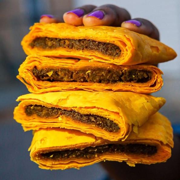 Goldren Krust Caribbean Restaurant