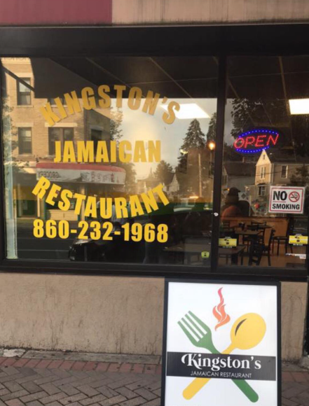 Kingston's Jamaican Restaurant