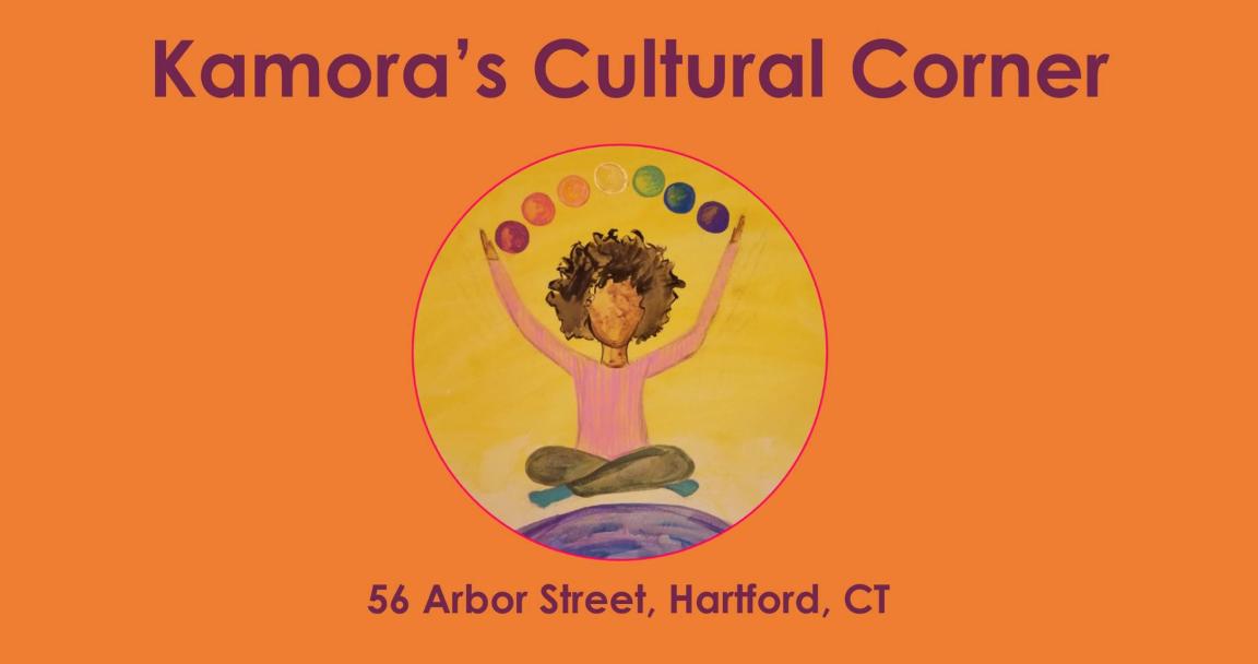 Kamora's Cultural Corner