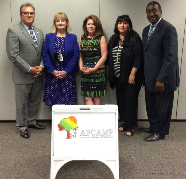 AFCAMP Advocacy for Children